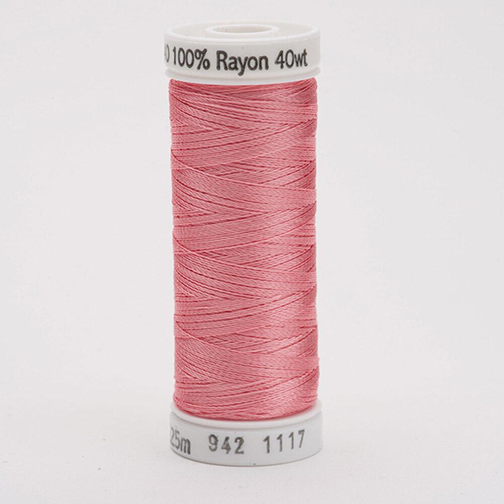 Sulky 40 wt Rayon Thread  #1117 Mauve | Shabby Fabrics