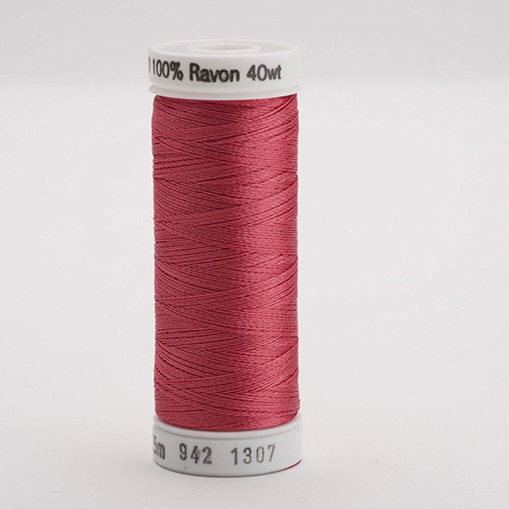 Sulky 40 wt Rayon Thread  #1307 Petal Pink   Shabby Fabrics