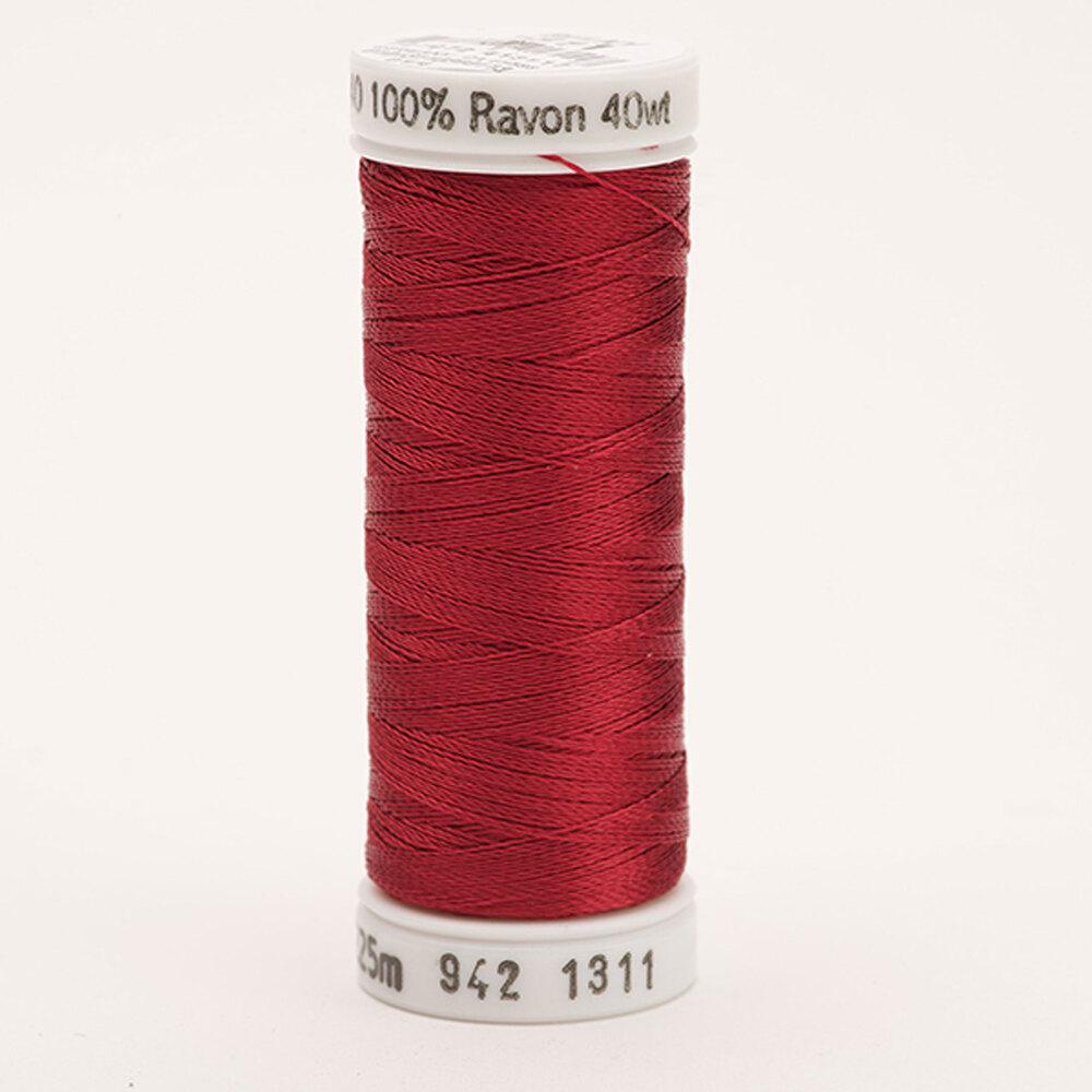Sulky 40 wt Rayon Thread  #1311 Mulberry   Shabby Fabrics