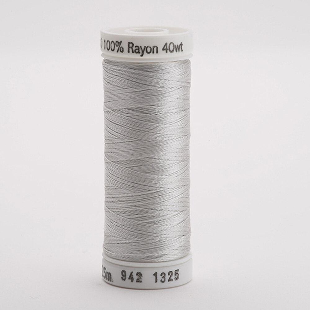 Sulky 40 wt Rayon Thread  #1325 Whisper Gray | Shabby Fabrics