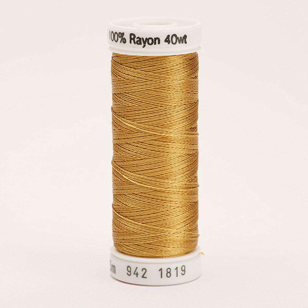 Sulky 40 wt Rayon Thread  #1819 Outback | Shabby Fabrics