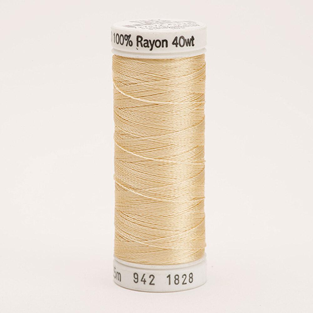 Sulky 40 wt Rayon Thread  #1828 Seashell | Shabby Fabrics