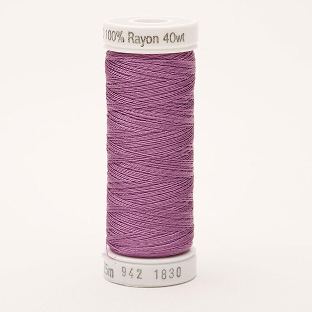 Sulky 40 wt Rayon Thread  #1830 Lilac | Shabby Fabrics