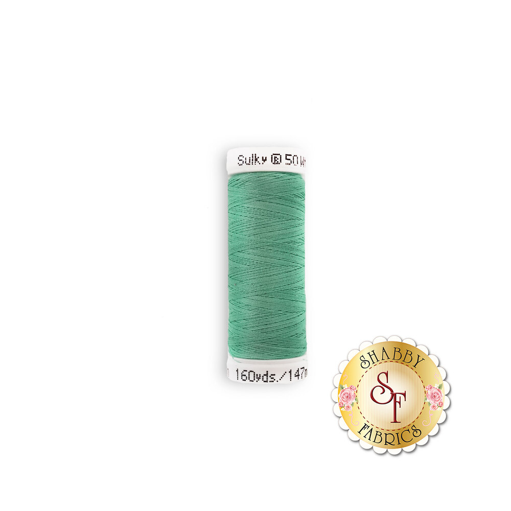 Sulky 50 wt Cotton Thread - Mint Julep 0580 by Sulky Of America