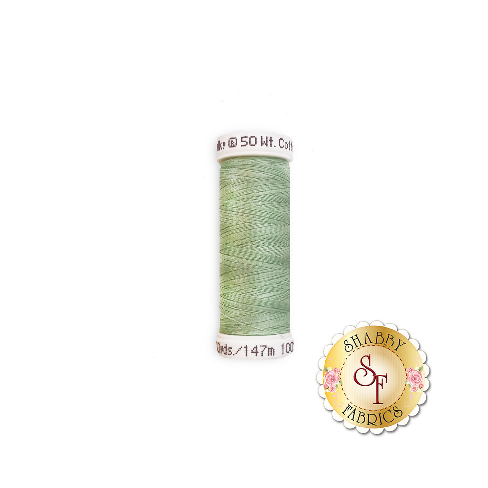 Sulky 50 wt Cotton Thread - Mint Green 1047 by Sulky Of America