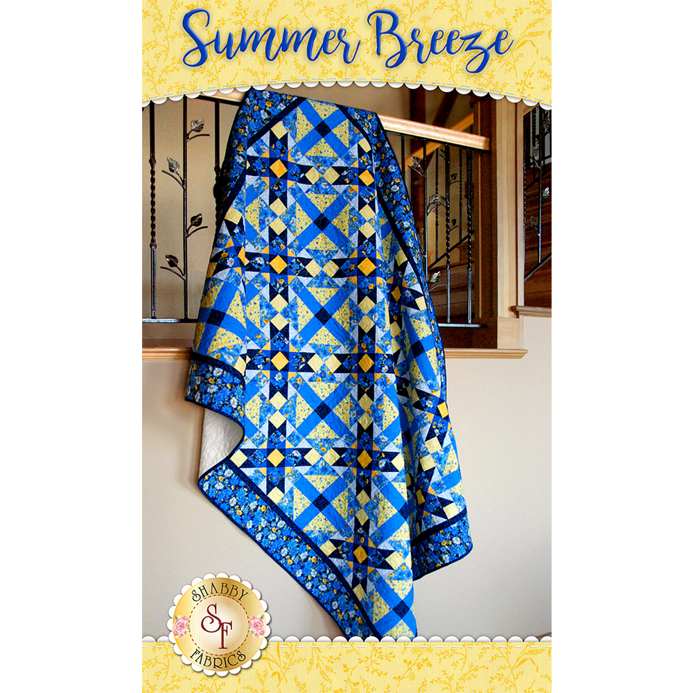 Summer Breeze Quilt Kit