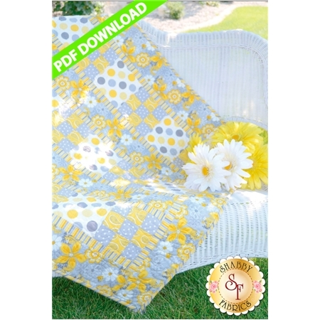 Sunshine & Silver Pattern - PDF Download