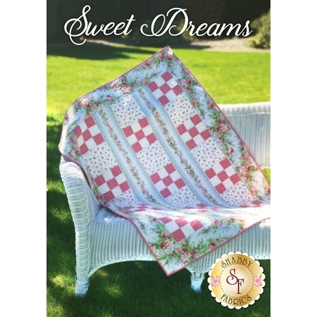 Sweet Dreams - Boy Quilt Pattern