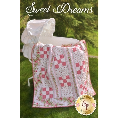 Sweet Dreams - Girl Quilt Pattern