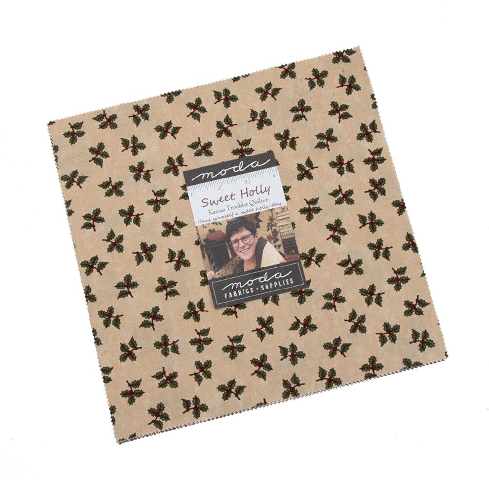 The Sweet Holly Layer Cake pack from Moda Fabrics | Shabby Fabrics