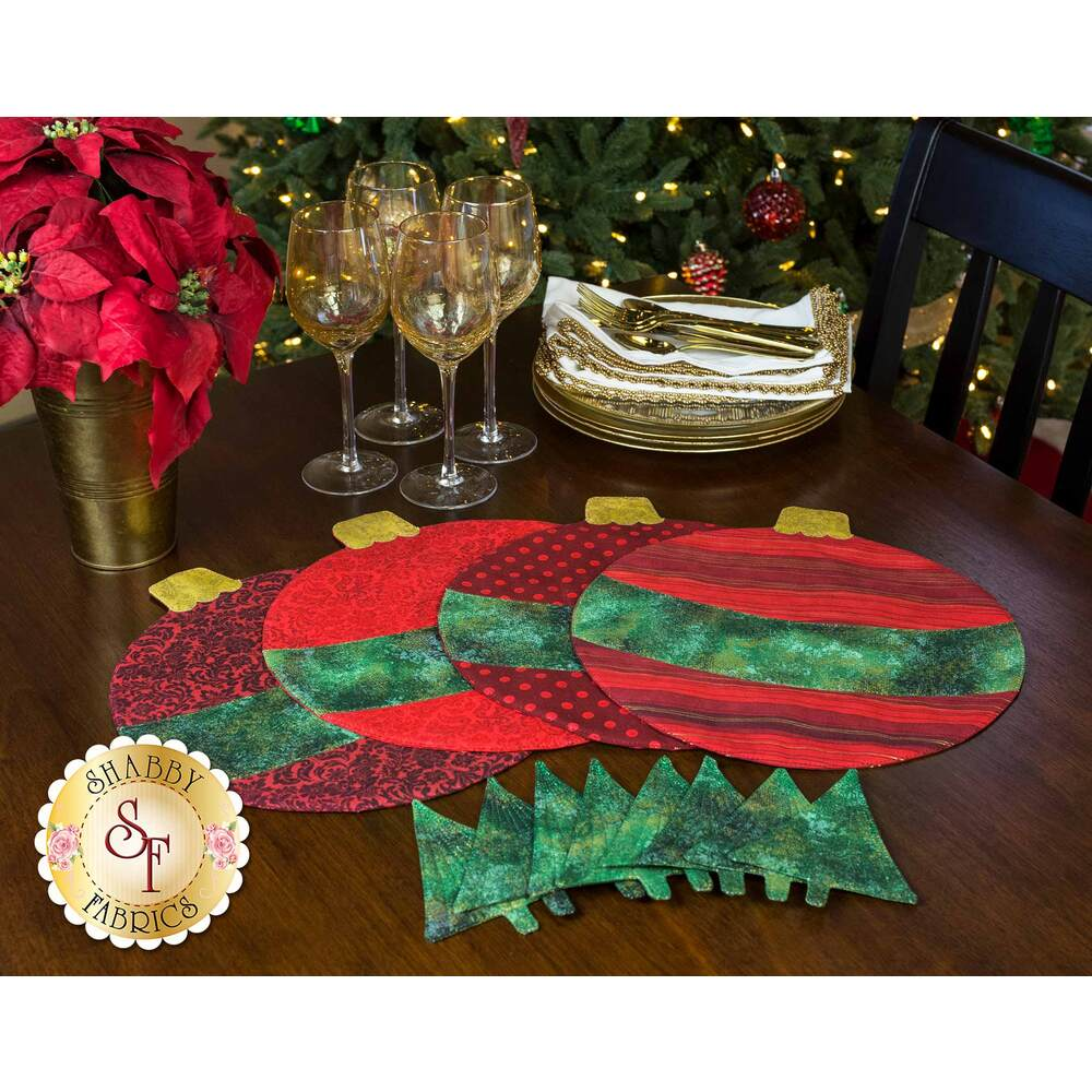 Table Glitz Series - December Kit
