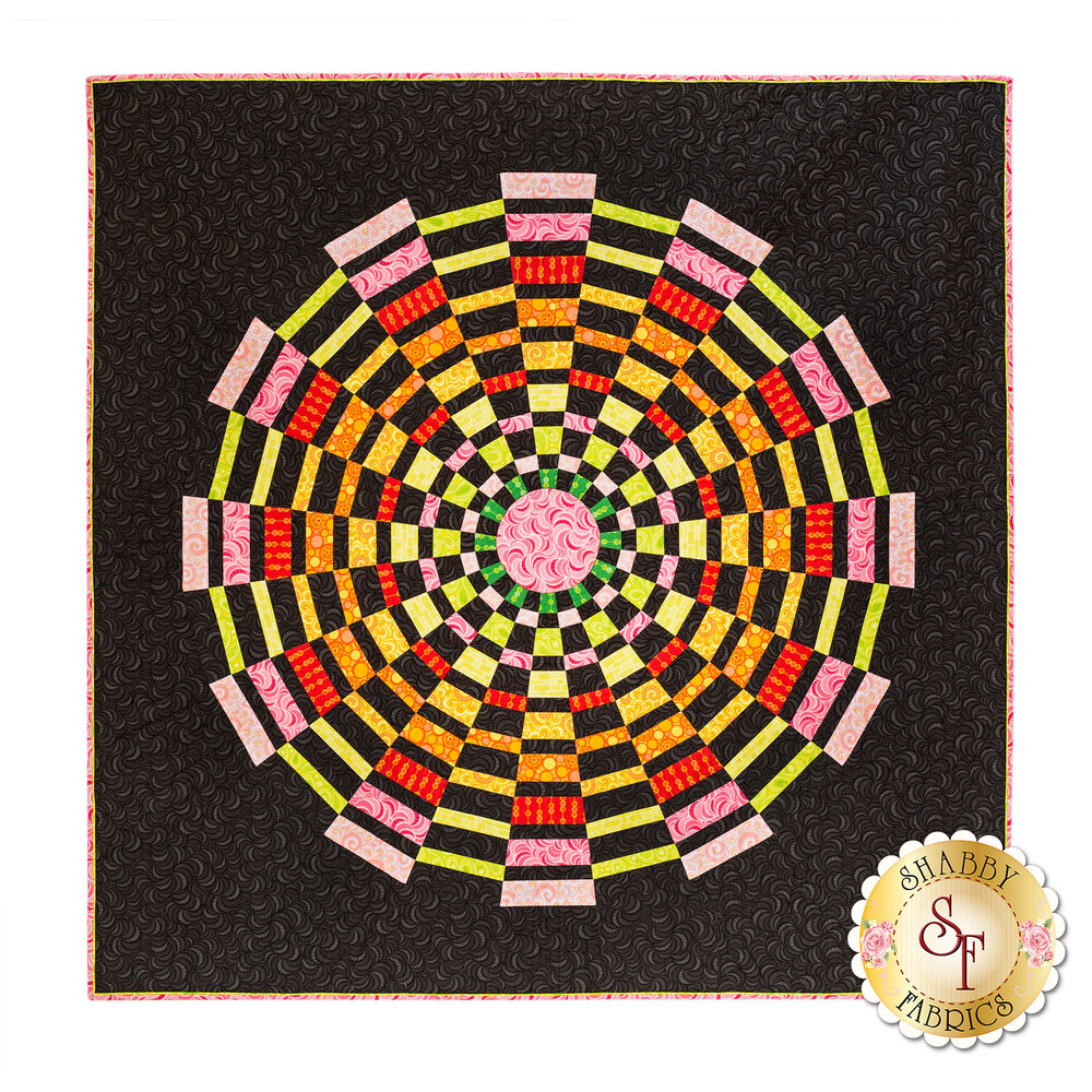 Technicolor Quilt Kit