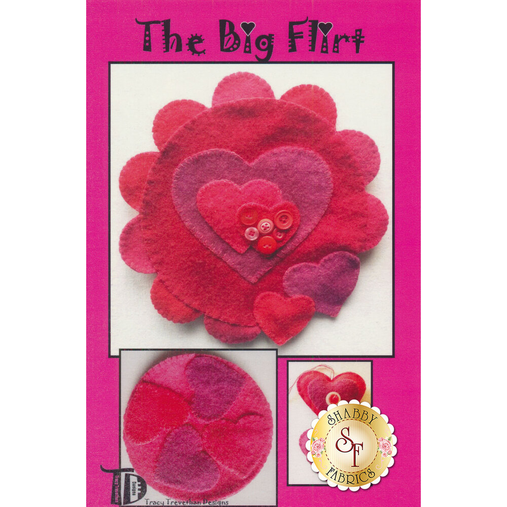 The Big Flirt Pattern by Tracy Trevethan