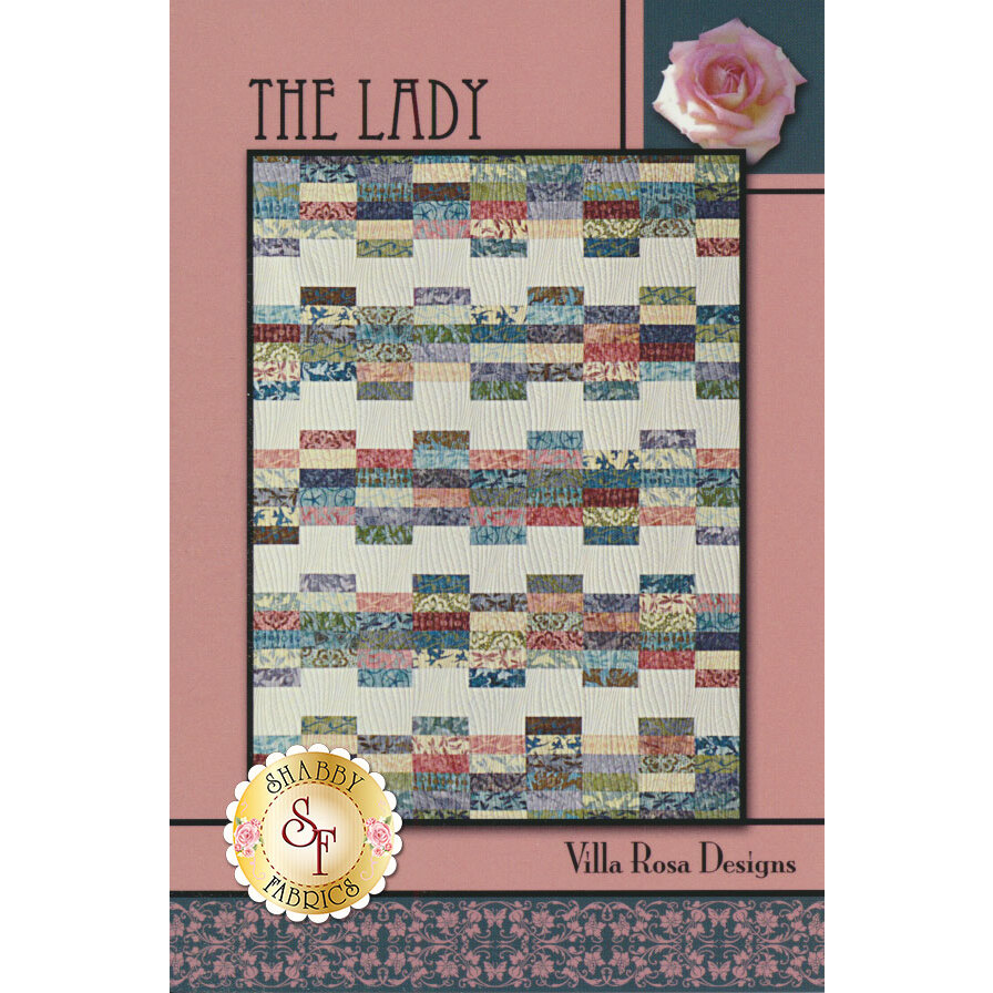 The Lady Quilt Pattern now available