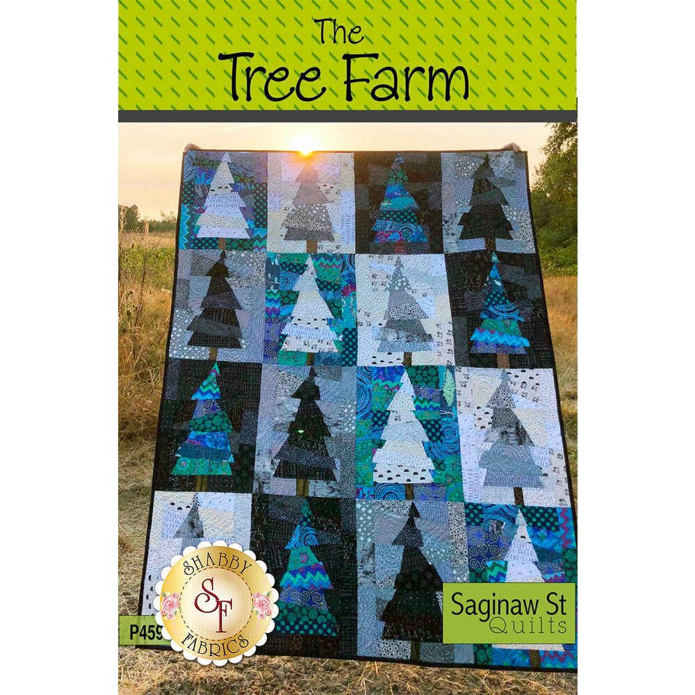 The Tree Farm Pattern | Shabby Fabrics
