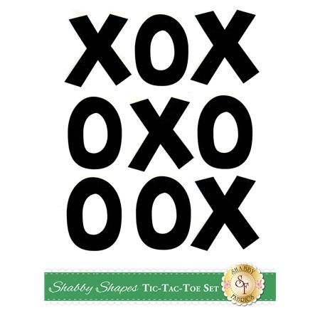 X's & O's Set