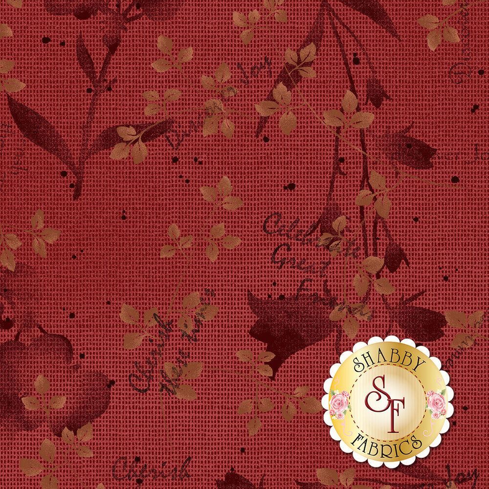 Tickled Pink 2236-88 for Henry Glass Fabrics