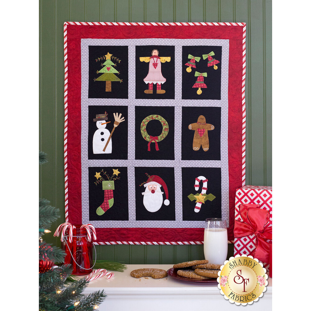 Tis The Season Wall Hanging Kit