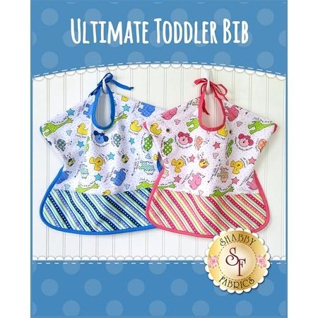 Ultimate Toddler Bib Pattern