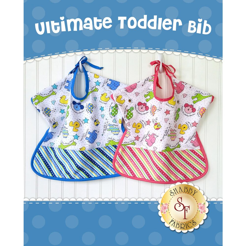 Ultimate Toddler Bib Pattern