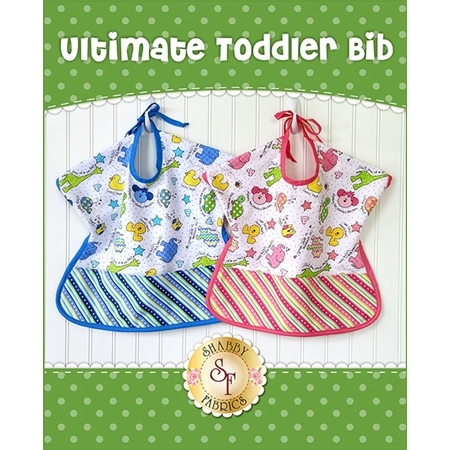Ultimate Toddler Bib Kit | Shabby Fabrics