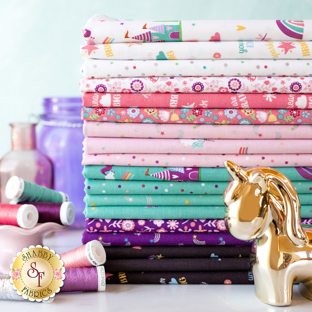 The Unicorn Kingdom FQ Set