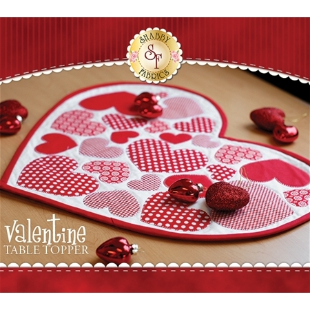 Valentine Table Topper Laser-cut Kit