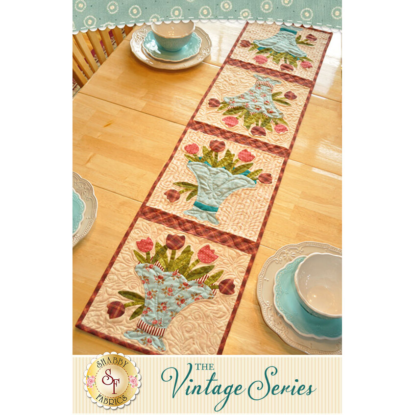 The Vintage Series - May Table Runner Kit