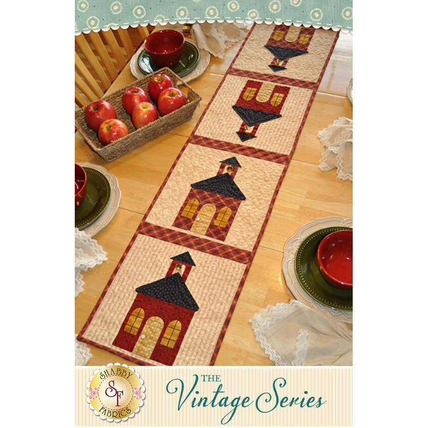 The Vintage Series - September Table Runner Kit