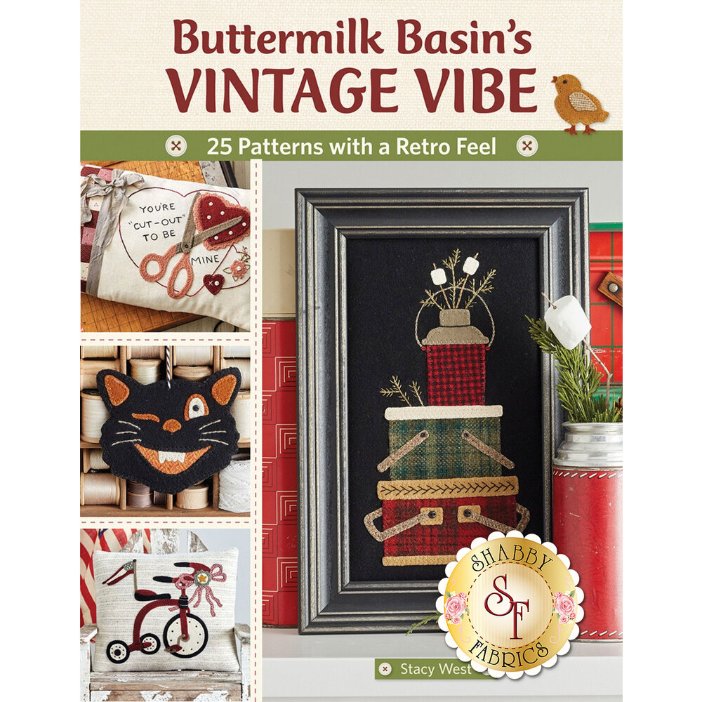 Buttermilk Basin's Vintage Vibe Book