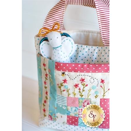Patchwork Bag & Scissor Angel Kit - Welcome Home
