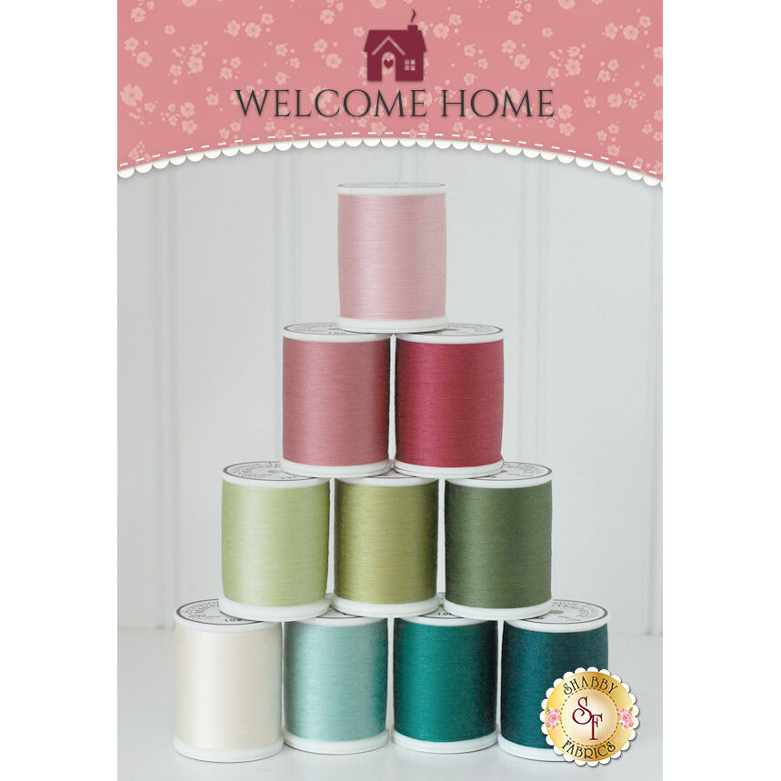 Welcome Home Thread Set