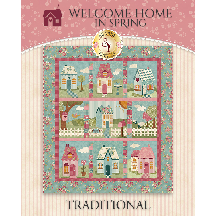 Welcome Home in Spring BOM - Traditional
