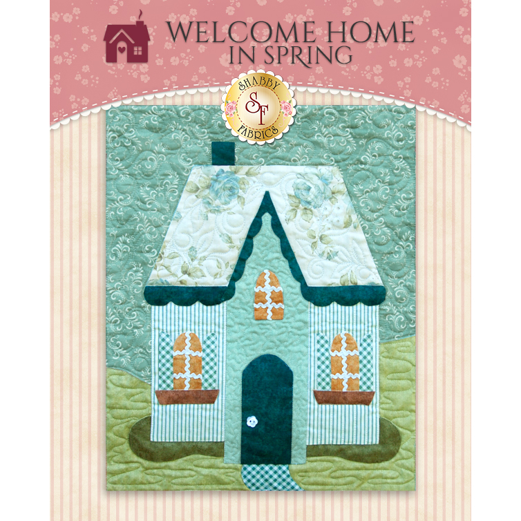 Welcome Home In Spring BOM - Traditional - Block 8