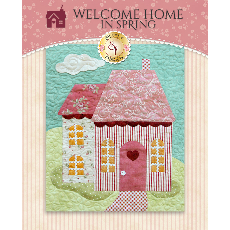 Welcome Home In Spring BOM - Traditional - Block 9