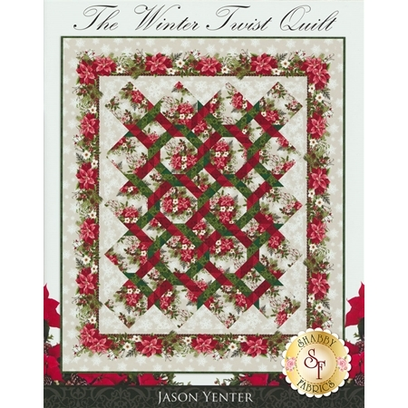 The Winter Twist Quilt Book Shabby Fabrics