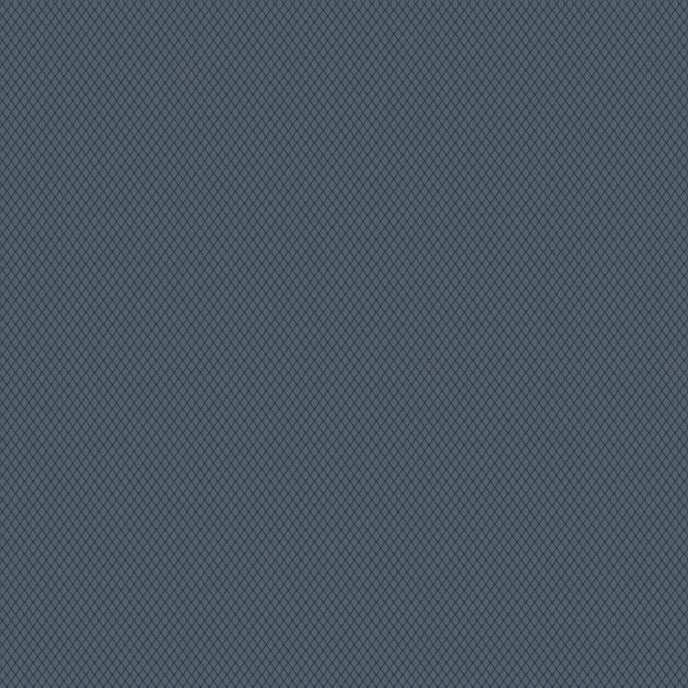 Tonal blue diamond flannel | Shabby Fabrics
