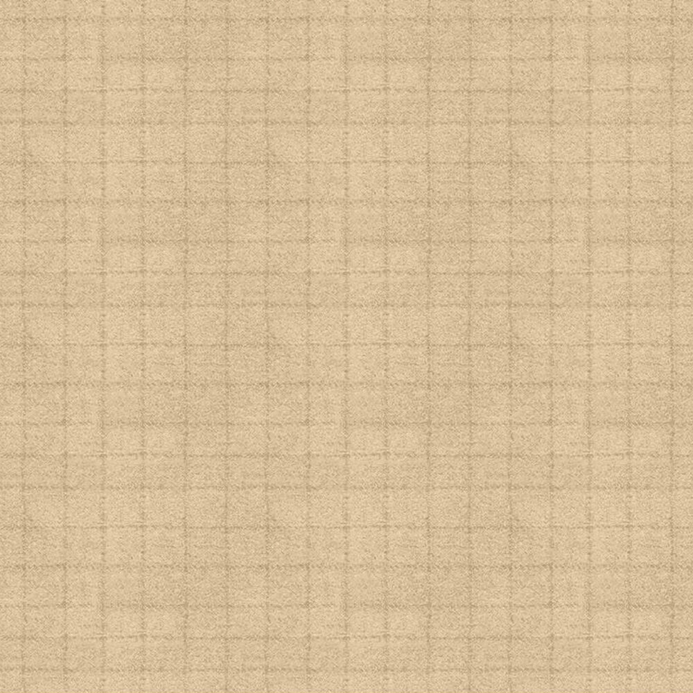 Tonal cream small square print   Shabby Fabrics