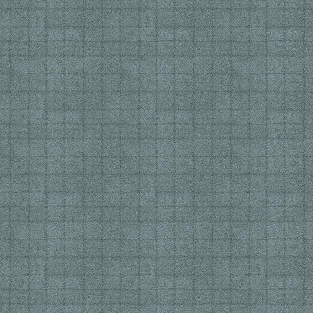 Tonal slate small square print | Shabby Fabrics