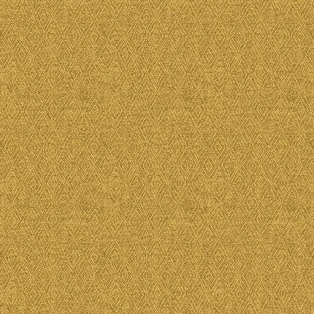 Tonal yellow diamond flannel | Shabby Fabrics