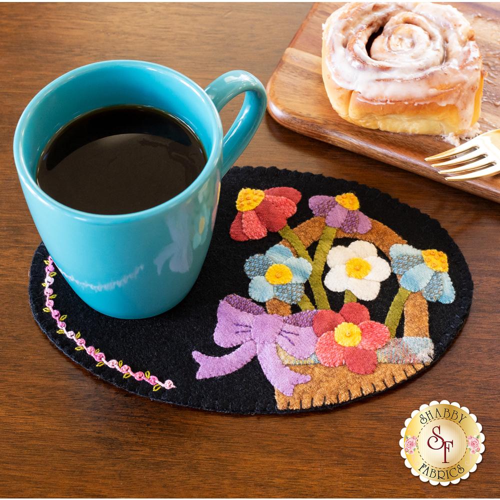 Wooly Mug Mat Series - May - Wool Kit