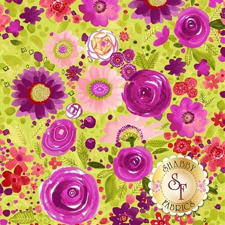 Fresh Picked Y2366-56 by Clothworks Fabrics