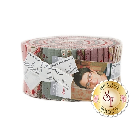 Jardin de Versailles  Jelly Roll by French General for Moda Fabrics