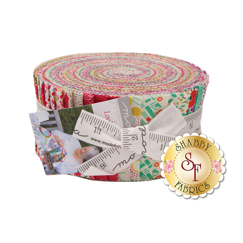 Looking Forward  Jelly Roll by Jen Kingwell for Moda Fabrics