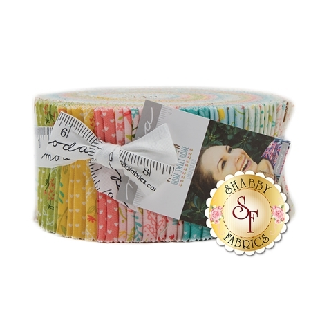 Home Sweet Home  Jelly Roll by Moda Fabrics