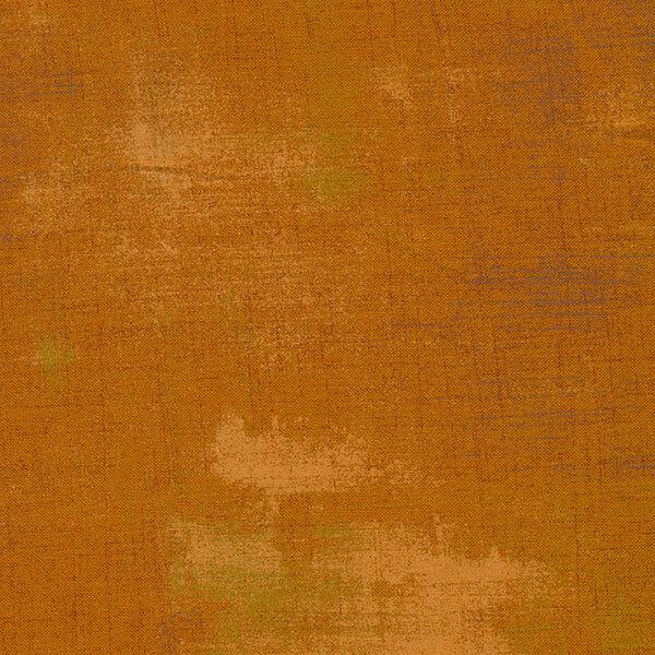 Brown grunge textured fabric | Shabby Fabrics