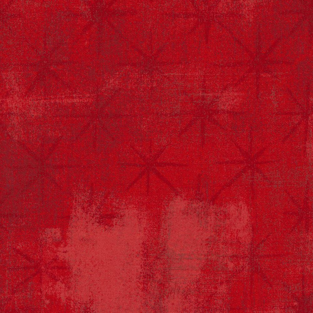 Grunge Seeing Stars 30148-26 Red by BasicGrey for Moda Fabrics
