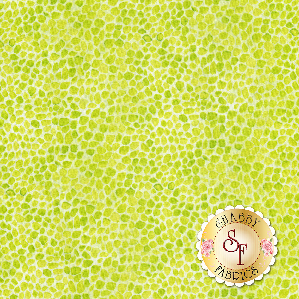 Bloom True 10507-777 Pebble Texture Green from Wilmington Prints by Charlotte Grace