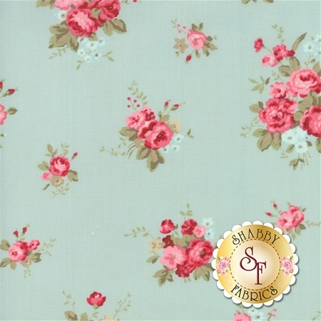 Caroline 18650-13 Hometown Sky by Brenda Riddle for Moda Fabrics