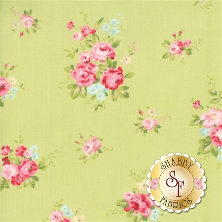 Caroline 18650-15 Willow by Brenda Riddle for Moda Fabrics